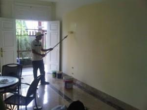 Thợ sơn nhà tại quận 11 tphcm