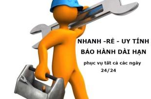 Thợ sửa chữa điện nước tại tphcm