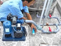 Thợ sửa chữa ống nước tại quận 12