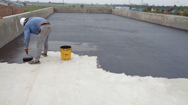 Dịch vụ chống thấm tại bình dương - Công ty chuyên chống thấm - Chống thấm nhà vệ sinh giá rẻ