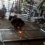 Dịch vụ sửa cửa sắt tại thủ đức